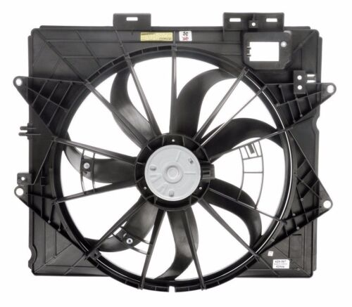 For Cadillac CTS STS SRX DOR 2009-2013 Engine Cooling Fan Assembly 620-567