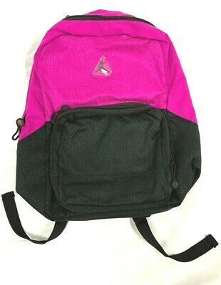 "NIKE JUMPMAN AIR JORDAN Youth 17/"" Multi-Pocket School or Travel Backpack NWT"