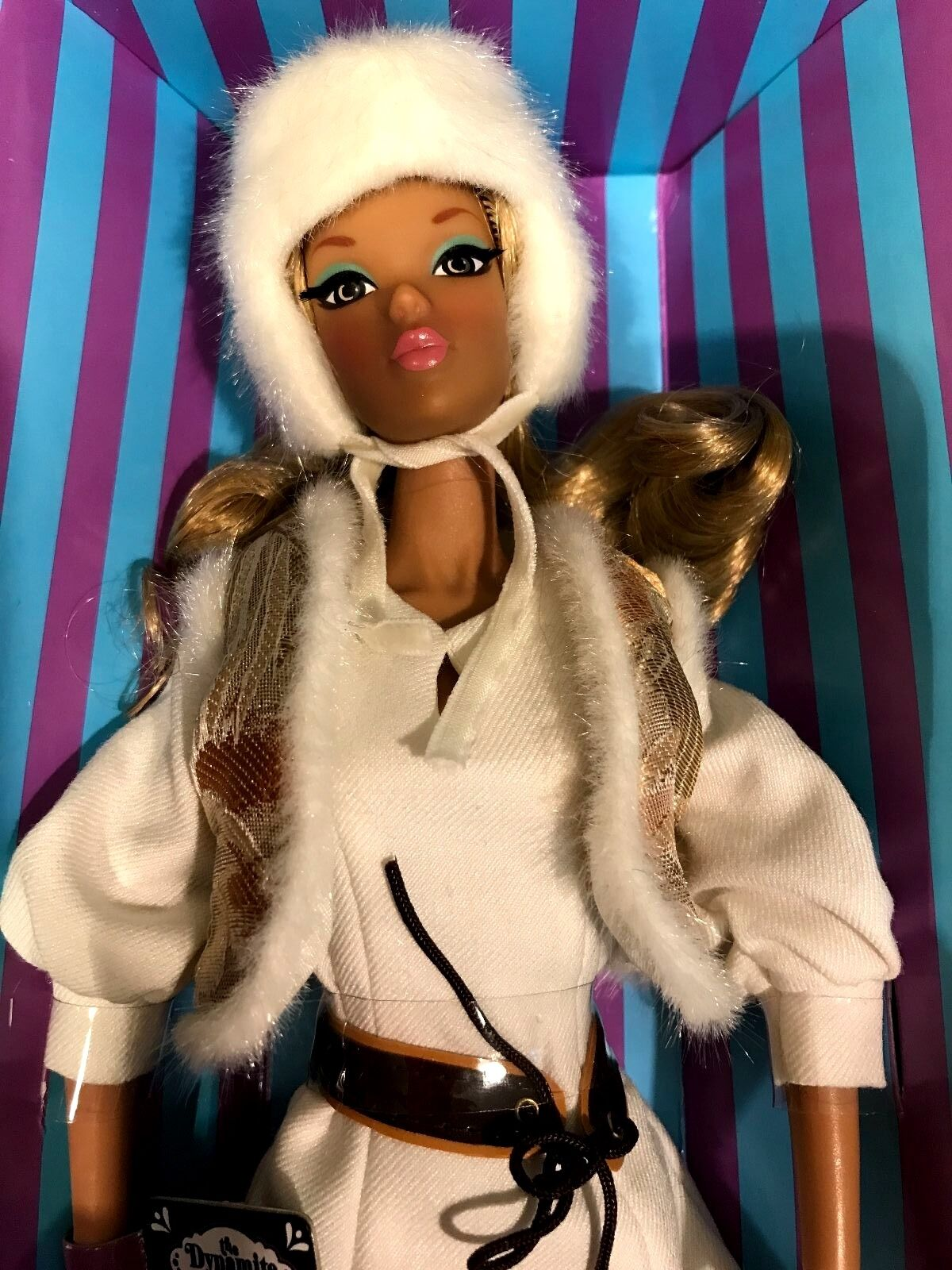 FASHION ROYALTY DYNAMITE WAVE 2   ARIA     NRFB DOLL