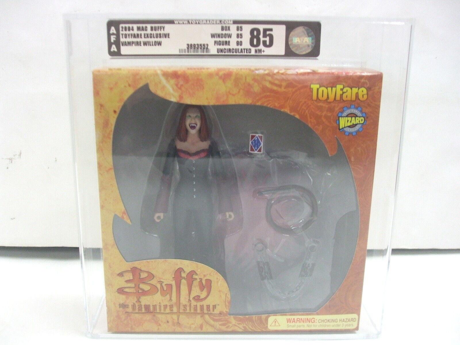 Toyfare Toyfare Toyfare Exclusive Buffy the Vampire Slayer VAMPIRE WILLOW - MISB - AFA 85 e622bd