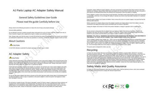 Marca AJP per Laptop HP tpc-la57 Adattatore 90w AC Charger Alimentatore Nuovo Regno Unito