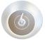 Milch Sahne elektrischer Zentrifugal-Maschine Vollmetall 100l//h