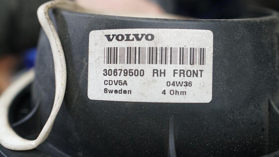 Volvo V70, Højttaler