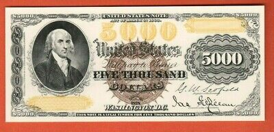 Buffalo Bill Note FREE SHIP Proof Print or Intaglio by BEP Face of 1901 $10 U.S
