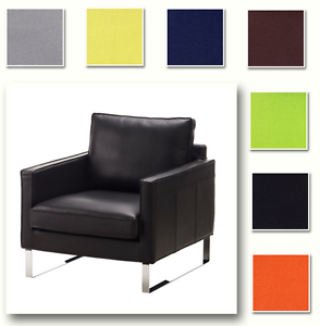 Image Is Loading Custom Made Cover Fits IKEA Mellby Chair Replace