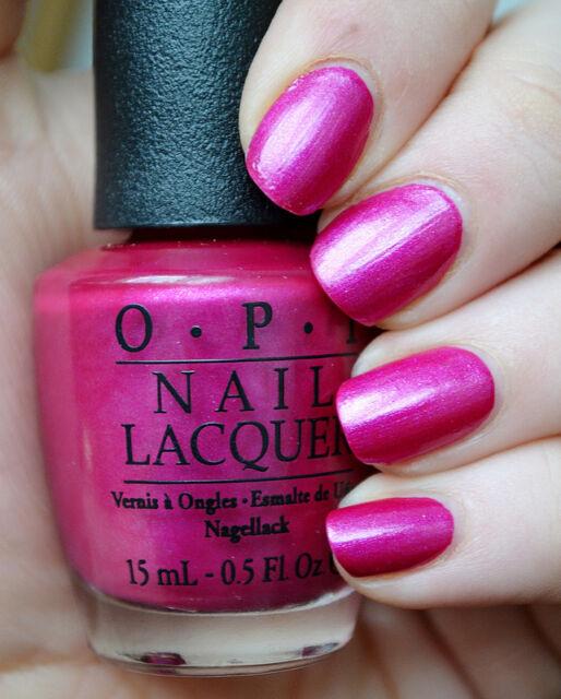 Amazing Opi Magenta Nail Polish Component - Nail Art Design Ideas ...