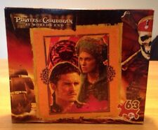 """NIB Pirates of the Caribbean at World's End 63 Pieces Puzzle - 9 1/8"""" x 10 3/8"""""""