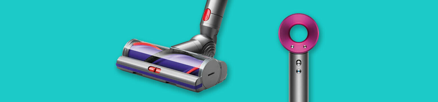 Dyson, up to 40% off