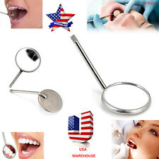 Sale Dental Mouth Mirror Instruments Dentist Mouth Stainless Steel Mirror Head