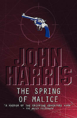 The Spring Of Malice by John Harris (Paperback, 2001)