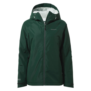 Craghoppers-Womens-Aurora-Waterproof-Insulated-jacket-RRP-90
