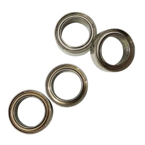 Silver Wheel Mount Ball Bearings for Xin Lehong Q901//Q902//Q903 WJ09 Toys