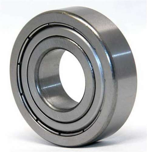 """CONSOLIDATED LS-9-ZZ  BALL BEARING 7//8/"""" Bore; 2/"""" Outside Dia; 9//16/"""" Width"""