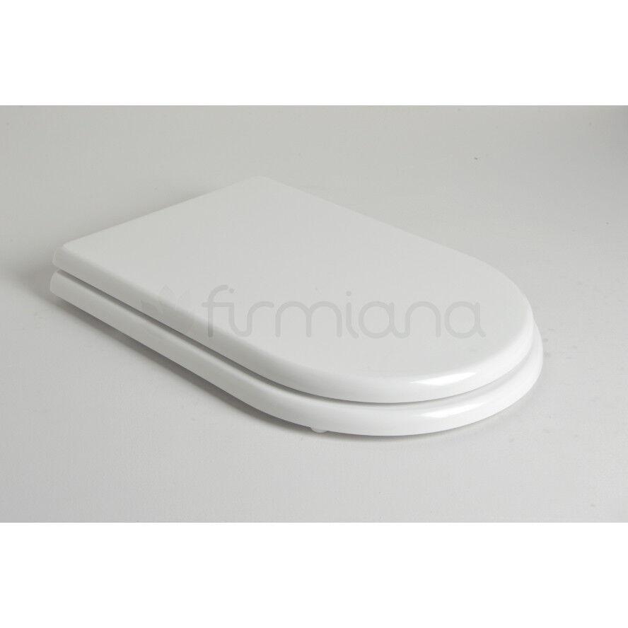 Abattant Wc Siège compatible avec Wc séries 83 Hi-fi - céramique Astra