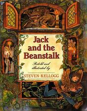 Jack and the Beanstalk by Steven Kellogg (1997, Paperback)