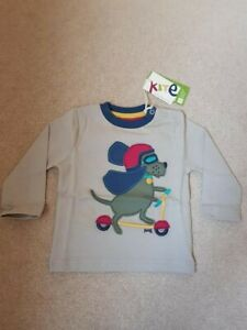 """/""""Kite/"""" baby top age 3-6 months"""