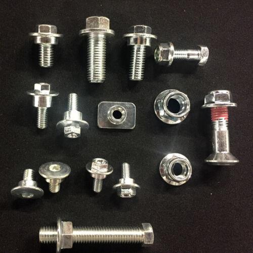 HONDA CR CRF 191pc Hardware Kit CRF250R CRF450R CR85 CR125 CR250 CR500