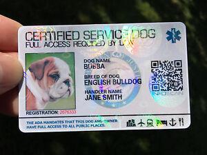 Service-Dog-Id-Card-Customized-Holographic-ESA-ADA-SEAL