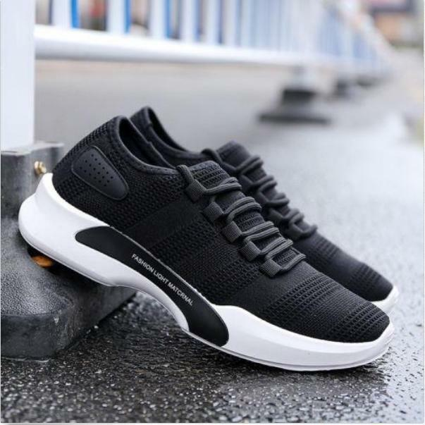 Hot Sale Mens Running Hiking Lightweight Casual New shoes Mesh Fashion Lesiures