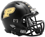 PURDUE-BOILERMAKERS-NCAA-Riddell-SPEED-Authentic-MINI-Football-Helmet thumbnail 1