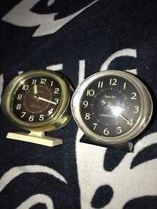 vtg-lot-Of-2-westclox-clocks-baby-ben-wind-up-clocks-USA-Made