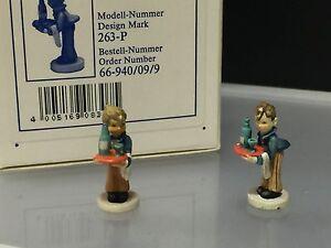 Hummel-Goebel-2-Figures-Miniaturen-1-Choice-Sealed