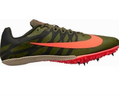 Típicamente Poderoso Barriga  Nike Zoom Rival S 9 Men's Track Sprint Spikes Style 907564-301 MSRP $65 |  eBay