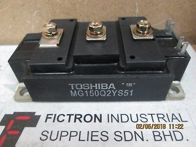 Toshiba Power Module MG150Q2YS51 ux
