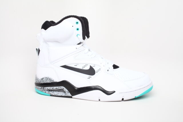 new concept d97d9 07911 Nike Air Command Force Pump David Robinson Billy Hoyle Silver 684715 102 Sz- 10