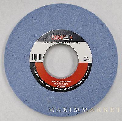 10 Quot X1 Quot X3 Quot Grinding Wheel Premium Blue Aluminum Oxide Ebay