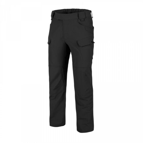 Outdoor Tactical Pants Black - VersaStretch Lite Helikon-Tex OTP