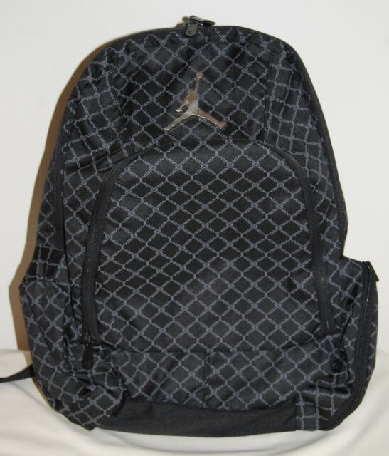 Nike Jumpman 23 Backpack Basketball School Gym Book Bag Air Jordan Mp3 Pouch