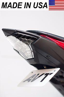 YZF-R3 AVT Yamaha R3 Fender Eliminator NI Kit 2015-2018 LED Turn Signals