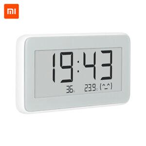 Xiaomi Mi Digital Clock LCD Thermometer Hygrometer Pro APP Smart Linkage