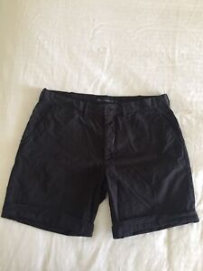 French Conncection Navy Blue Shorts 36 Ebay,White Bathroom With Subway Tile