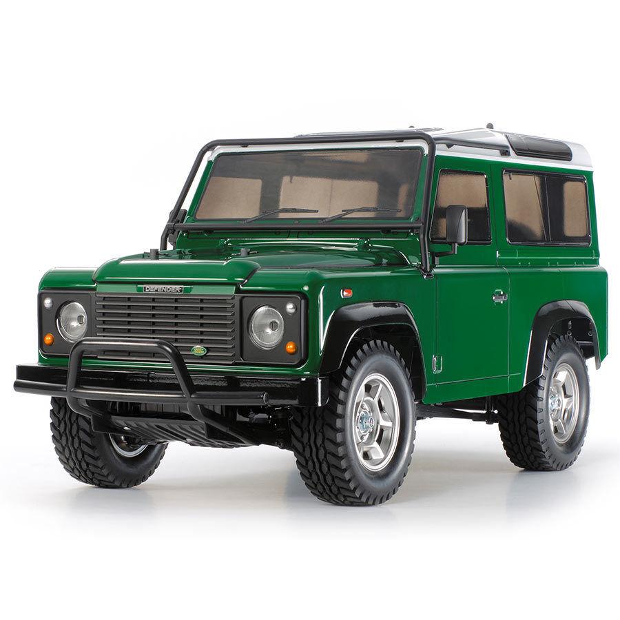 TAMIYA RC 58657 Land Rover Defender 90 - CC01 1 10 Assembly Kit
