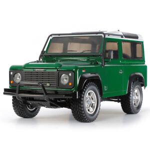 TAMIYA-RC-58657-Land-Rover-Defender-90-CC01-1-10-Kit-de-montage