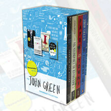 John Green Collection 4 Books Box Set The Fault in Our Stars,Paper Towns new