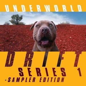 Underworld-DRIFT-SERIES-1-SAMPLER-EDITION-Limited-NEW-COLORED-VINYL-2-LP