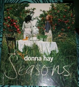 # 3 TASTE MINI COOKBOOK No 3 - SEASONS by DONNA HAY BOOK
