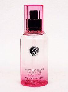 b37882d44dd 1 Victoria s Secret BOMBSHELL Travel Fragrance Mist Perfume Body ...