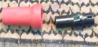 Airsoft Mp5 Metal Flash Hider 3 Lug Muzzle Device Aeg Rifles