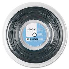 Luxilon Alu Power Rough 1,25 mm (12 m) (Testsaite von der Rolle)
