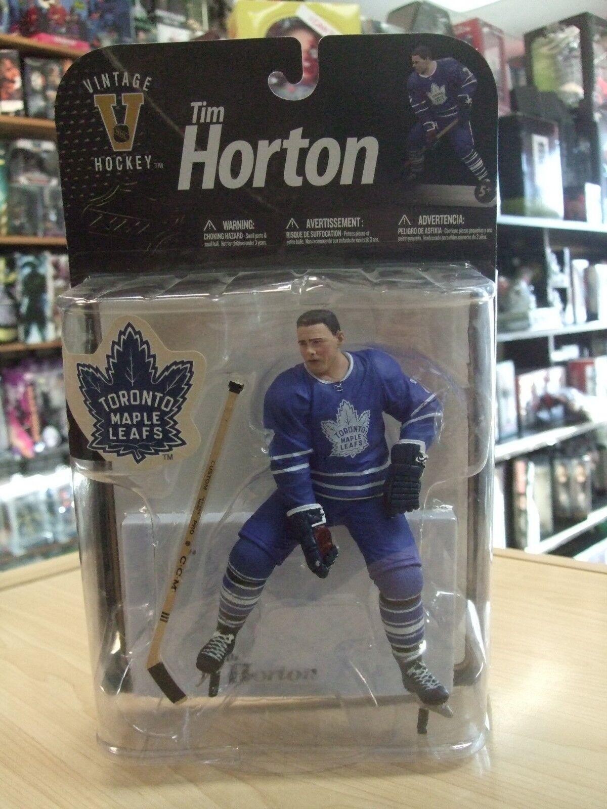 Tim Horton Tgoldnto Maple Leafs NHL Legends Series 8 by McFarlane