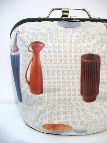 SAC CHAUFFE-THEIERE KETTLE ANNEES 60 VINTAGE DESIGN