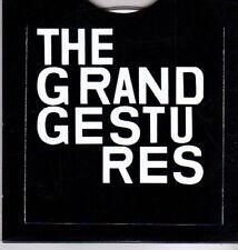 (DA491) The Grand Gestures / Jill O'Sullivan,There's No Place Like Home - DJ CD