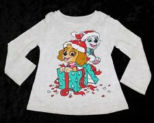 18-24 MONTH Paw Patrol Christmas Shirt HOLIDAY Tee #14218 Old Navy Girls 12-18