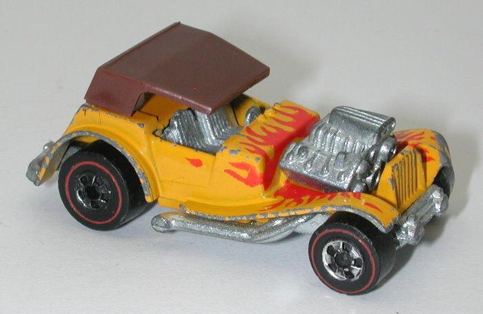 Redline Hotwheels 1974 Sir Rodney Roadster oc14573