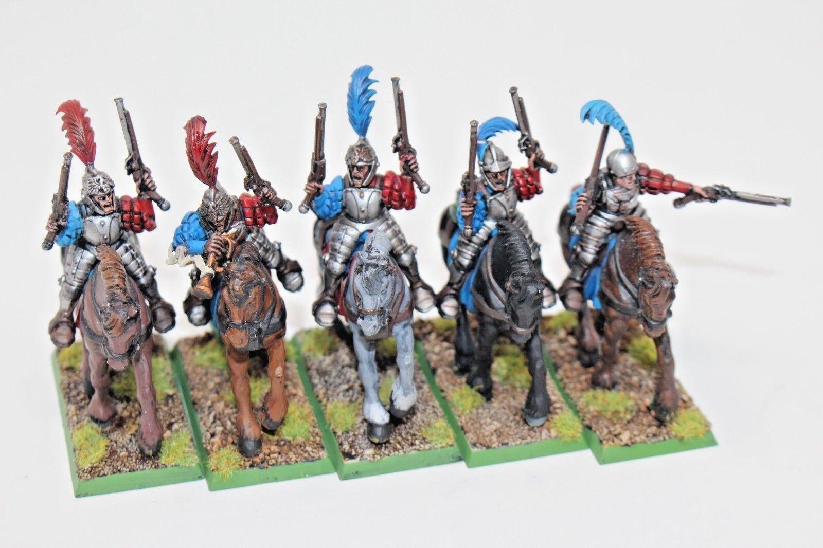 Warhammer  Empire Out Riders Well Painted - JYS69  scegli il tuo preferito