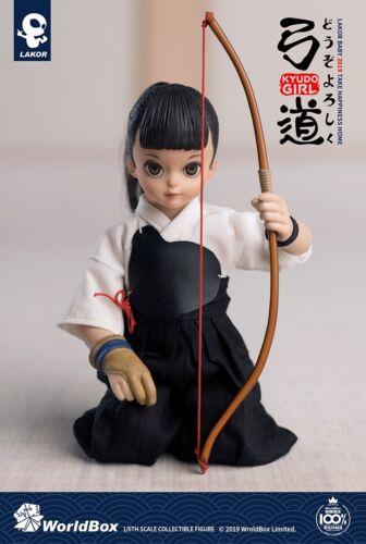 Pre-order 1//6 Scale Lakor Baby 011 Kyudo Girl Collectible Action Figure